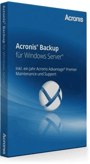 Acronis Cyber Backup Shopping & Review