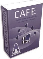 Antamedia Internet Cafe Software sparen