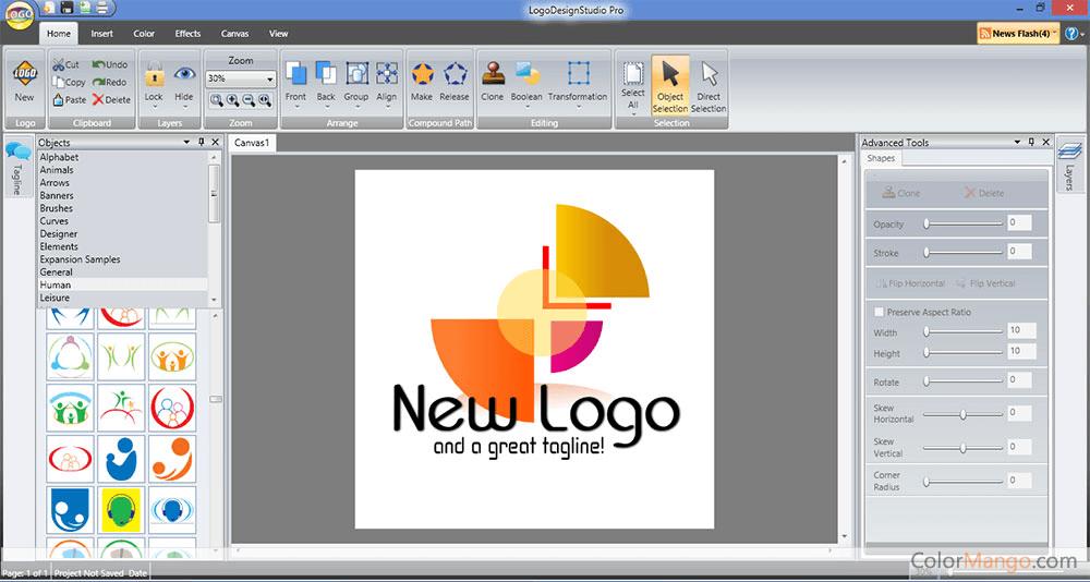 Logo Design Preis | Logo Design Studio Pro Online Shopping Preis Gratis Testversion
