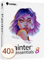 Corel Painter Essentials Discount Coupon