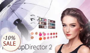 CyberLink MakeupDirector Discount Coupon