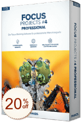 FOCUS projects Discount Coupon