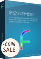 SWF to GIF Discount Coupon