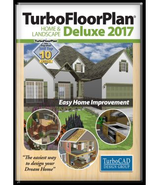 TurboFloorPlan Home & Landscape Deluxe Shopping & Trial