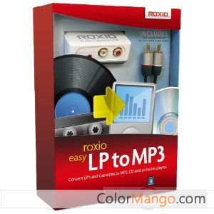 Roxio Easy LP to MP3 Discount Coupon