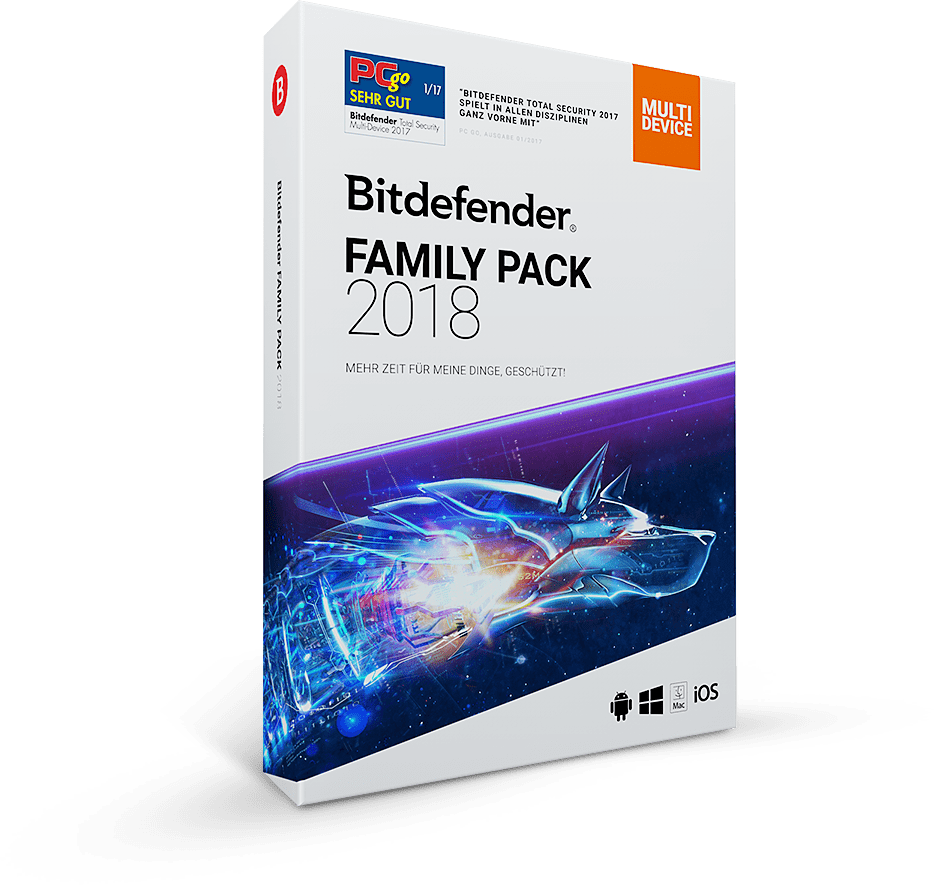 Bitdefender Family Pack Discount Coupon