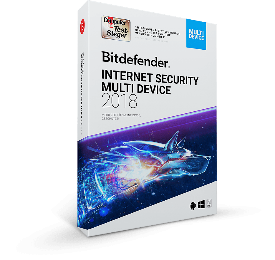 BitDefender Internet Security MULTI-DEVICE Discount Coupon