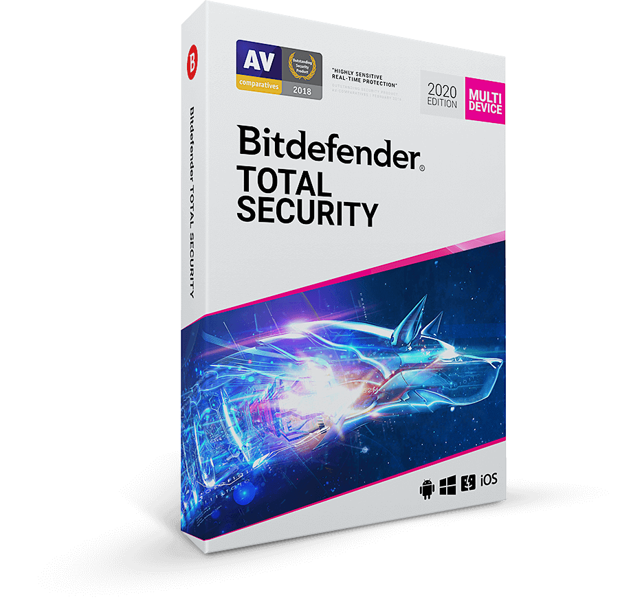 BitDefender Total Security MULTI-DEVICE Discount Coupon