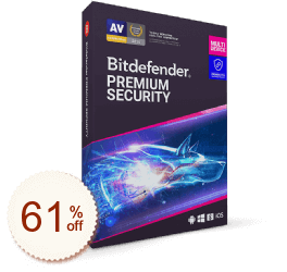 Bitdefender Premium Security Rabatt