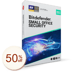 BitDefender Small Office Security Rabatt