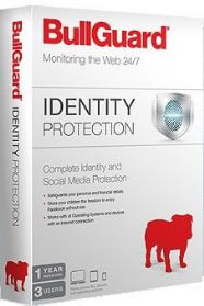 BullGuard Identity Protection Shopping & Trial