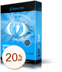 east-tec Eraser Discount Coupon