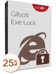 Gilisoft EXE Lock Discount Coupon