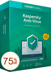 Kaspersky Anti-Virus sparen