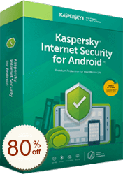Kaspersky Internet Security for Android Rabatt