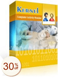 Kernel Computer Activity Monitor Shopping & Trial