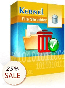 Kernel File Shredder Discount Coupon