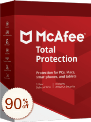McAfee Total Protection Discount Coupon