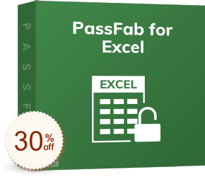 PassFab for Excel Discount Coupon
