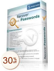 Recover Passwords Discount Coupon