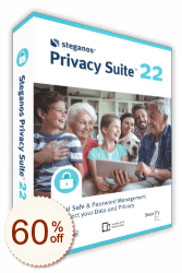 Steganos Privacy Suite Shopping & Trial