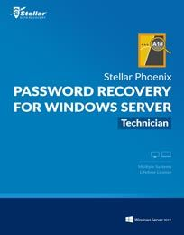 Stellar Phoenix Password Recovery for Windows Server Rabatt