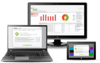 Webroot SecureAnywhere Geschäftskunden Endpoint Protection Shopping & Trial