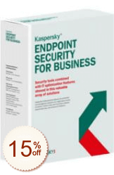 Kaspersky Endpoint Security Cloud Discount Coupon
