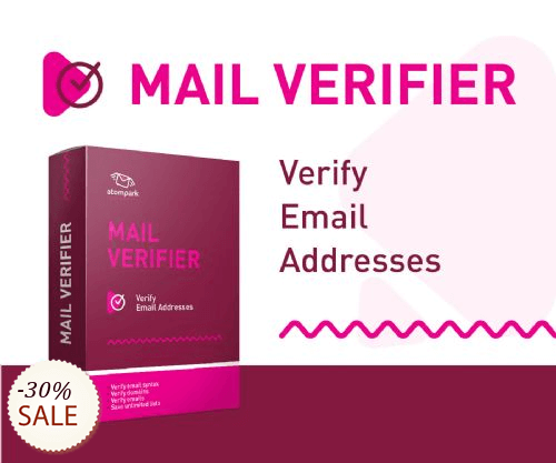 Atomic Email Verifier Discount Coupon