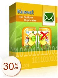 Kernel for Outlook Duplicates Remover Discount Coupon