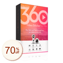 muvee 360 Video Stitcher Boxshot
