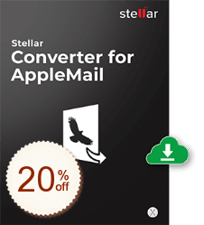 Stellar Converter for AppleMail Discount Coupon