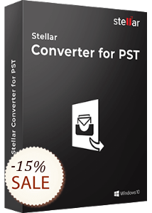 Stellar Converter for PST Discount Coupon