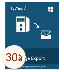 SysTools Exchange Export Discount Coupon