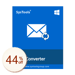 SysTools Mail Converter Discount Coupon
