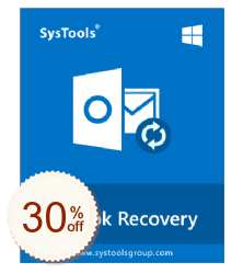 SysTools Outlook Recovery Discount Coupon