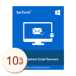 SysTools Virtual Machine Email Recovery Discount Coupon