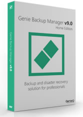 Genie Backup Manager Home promo code