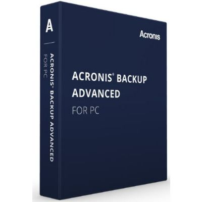 Acronis Backup Advanced for PC Shopping & Trial