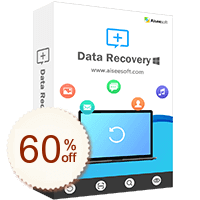 Aiseesoft Data Recovery Discount Coupon