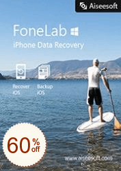 Aiseesoft FoneLab iPhone Datenrettung Discount Coupon