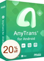AnyDroid Discount Coupon