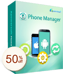 Apowersoft Smartphone Manager Discount Coupon