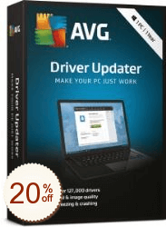AVG Driver Updater Discount Coupon