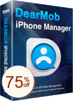 DearMob iPhone Manager Discount Coupon