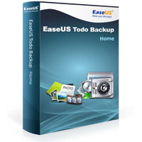 EaseUS Todo Backup Home sparen