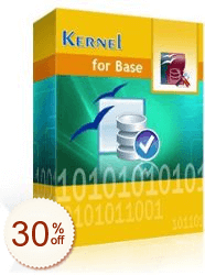 Kernel for Base Discount Coupon