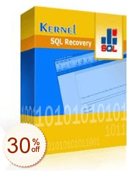 Kernel for SQL Recovery Discount Coupon