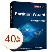 MiniTool Partition Wizard Pro sparen