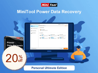 MiniTool Power Data Recovery sparen